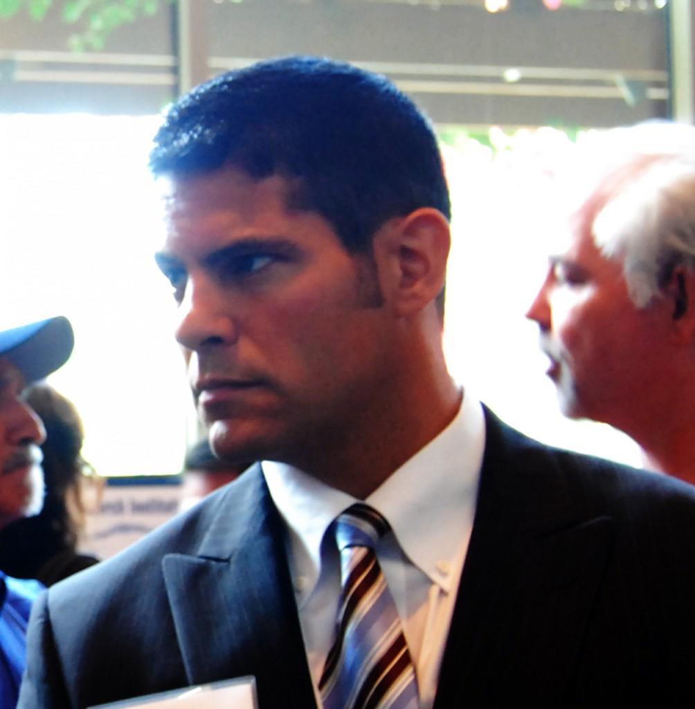 Scott Maloni of Poseidon Resources Inc.
